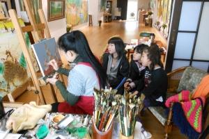 八十山雅子・和代春の特別展