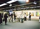 「日中竹文化芸術・八十山和代展」開催