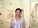 松屋銀座店 「竹画家 八十山和代 水墨画展」開催
