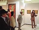 「京の老舗名品展・八十山和代展」開催