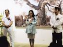 東方の光「中日韓 芸術交流展」開催